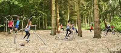 10 Gründe für Outdoor-Fitness