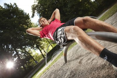 Outdoor Fitness für Vereine